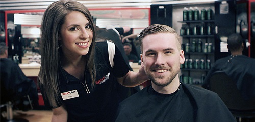 Sport Clips Haircuts of Layton Hills ​ stylist hair cut